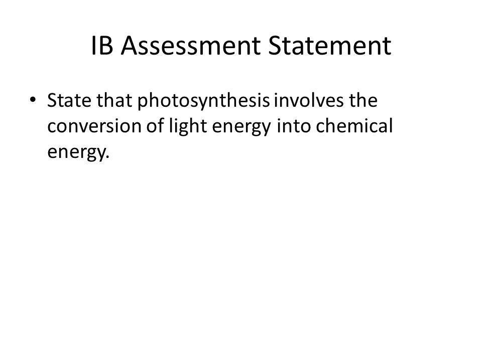 Photosynthesis Basics Location: chloroplast or prokaryotic equivalent.