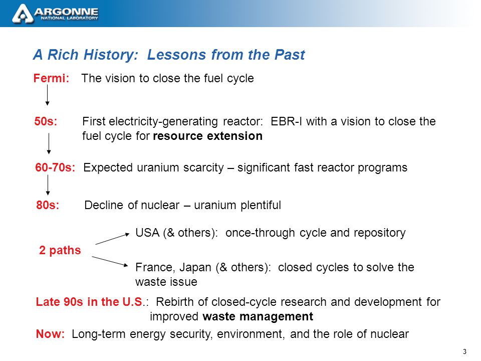 4 Spent Nuclear Fuel Generation and Accumulation Cutoff for Current Fleet of Reactors