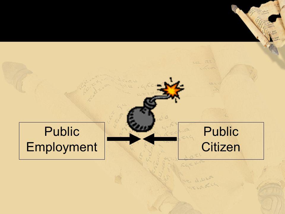 Public Employment Public Citizen