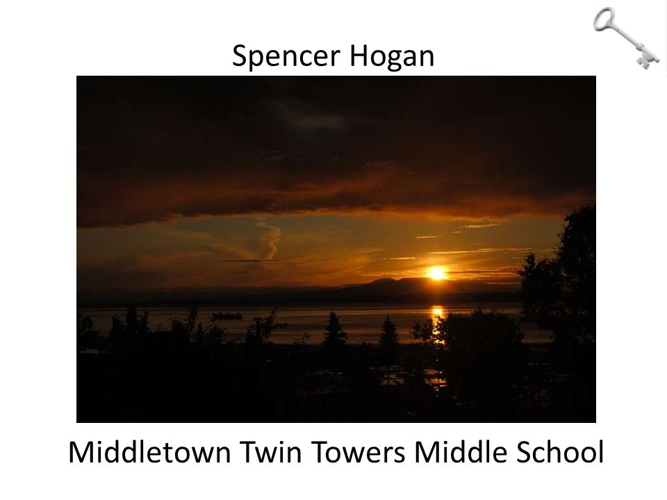 Spencer Hogan Middletown Twin Towers Middle School