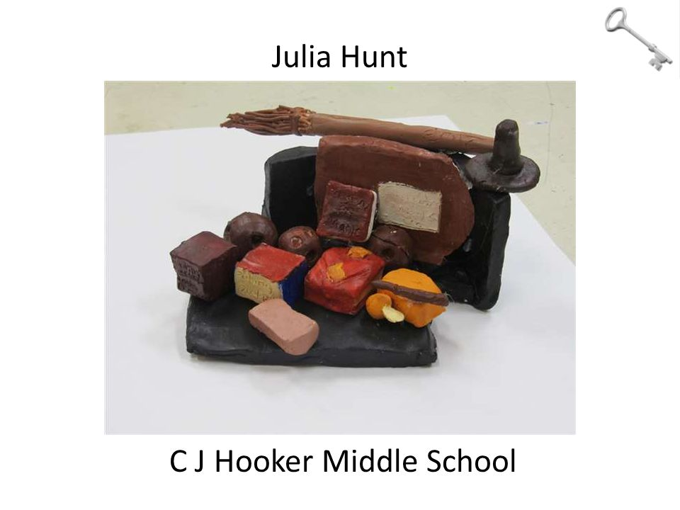 Julia Hunt C J Hooker Middle School