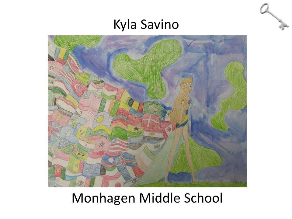 Kyla Savino Monhagen Middle School