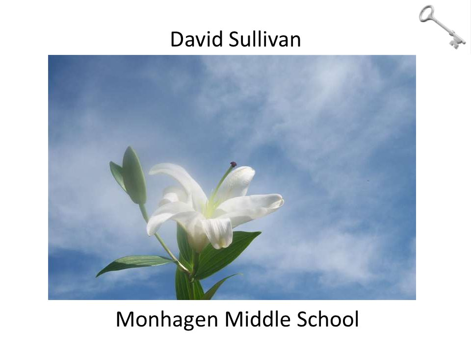 David Sullivan Monhagen Middle School