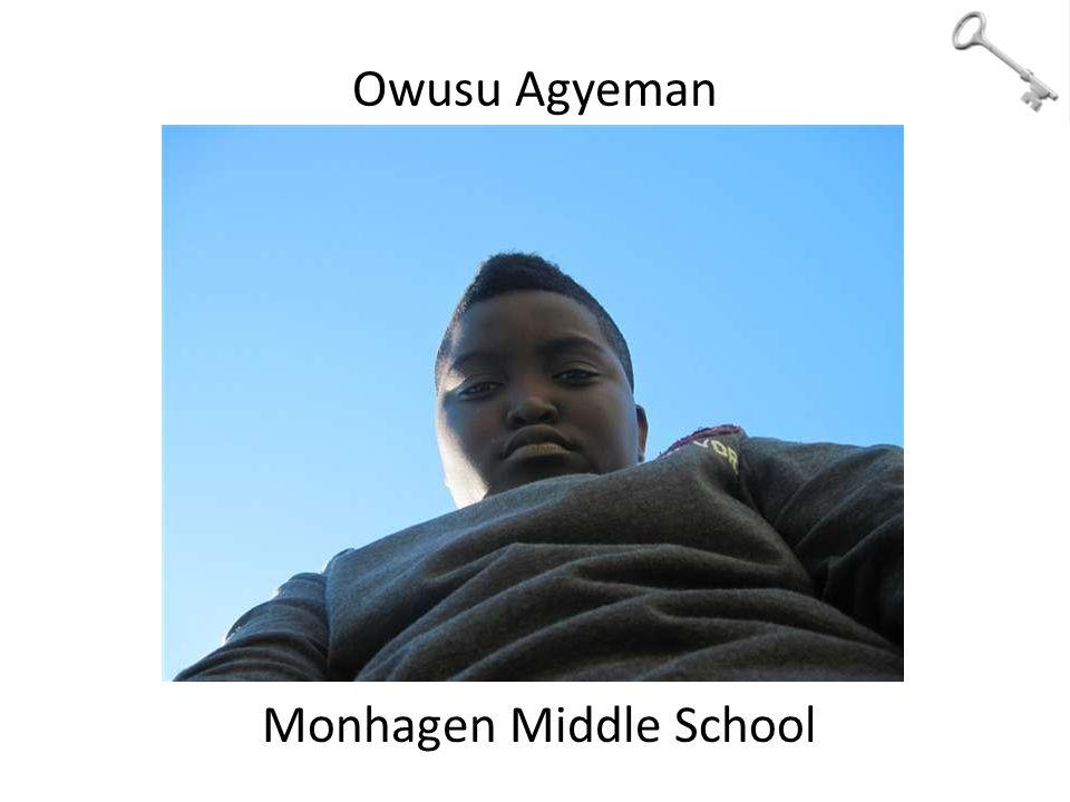 Owusu Agyeman Monhagen Middle School