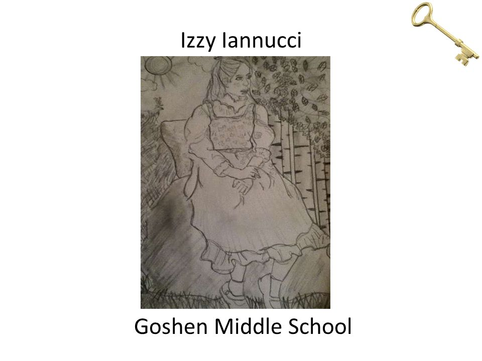 Izzy Iannucci Goshen Middle School
