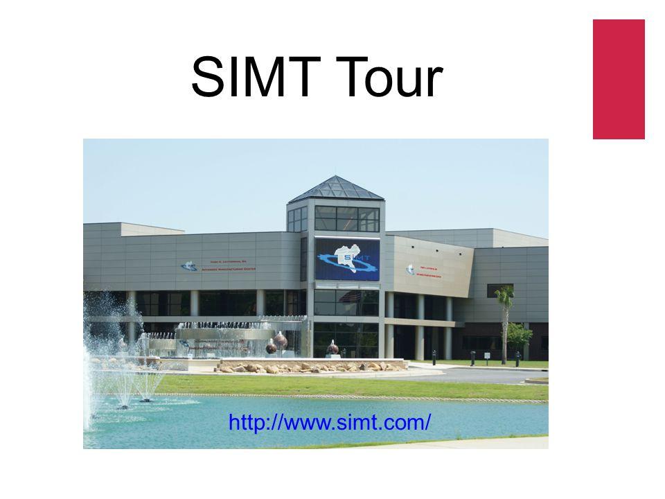 SIMT Tour http://www.simt.com/