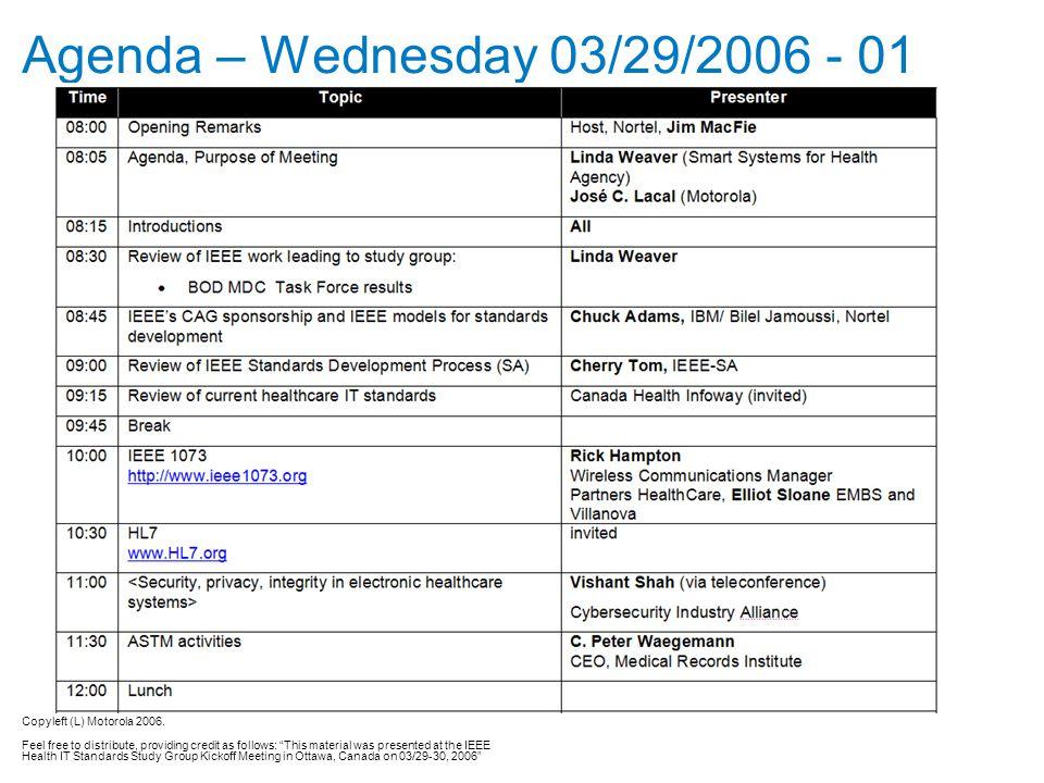 Copyleft (L) Motorola 2006.