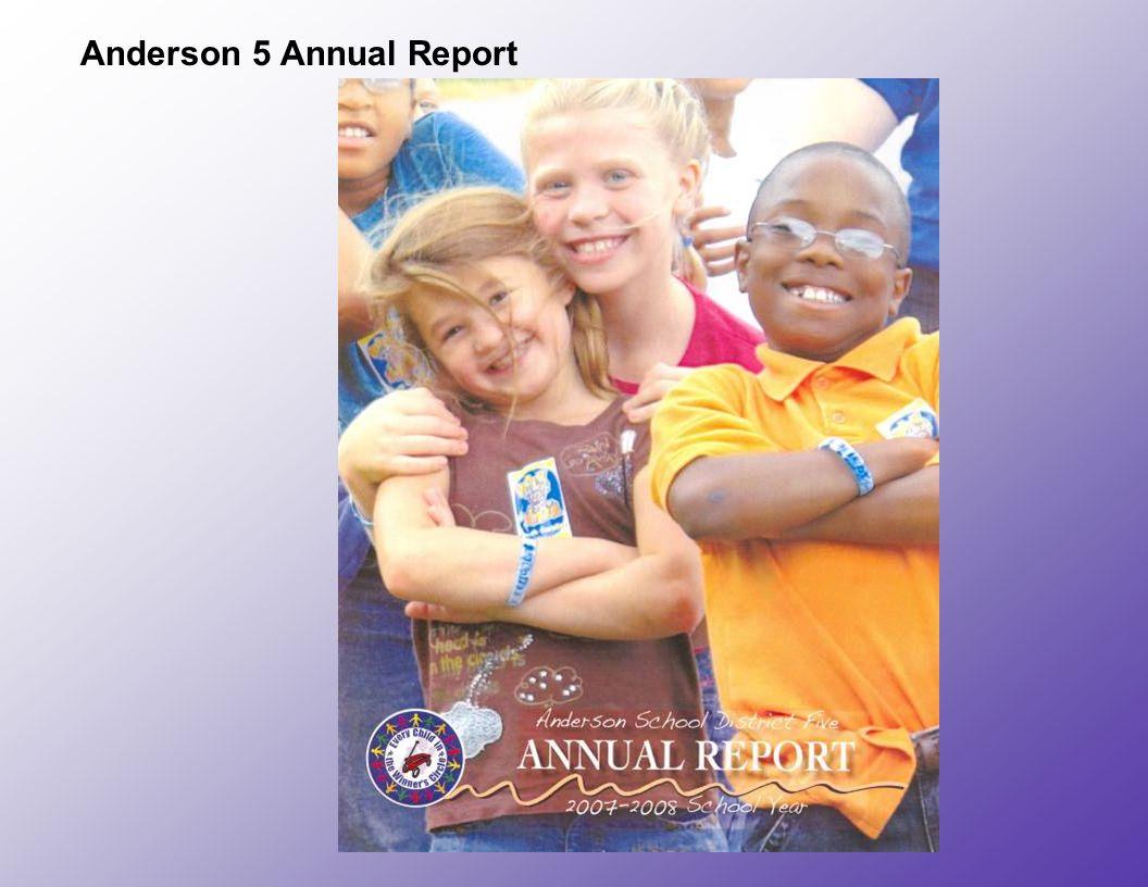 Anderson 5 Annual Report