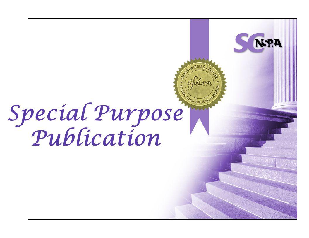 Special Purpose Publication
