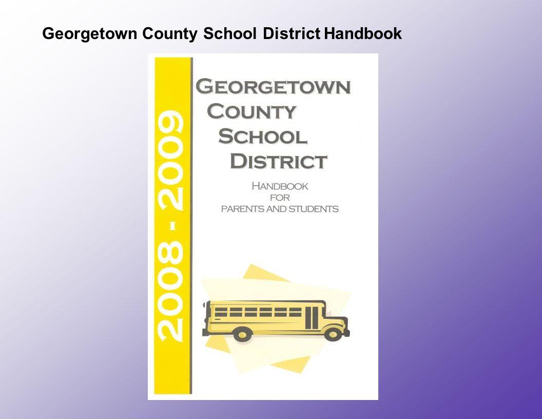 Georgetown County School District Handbook