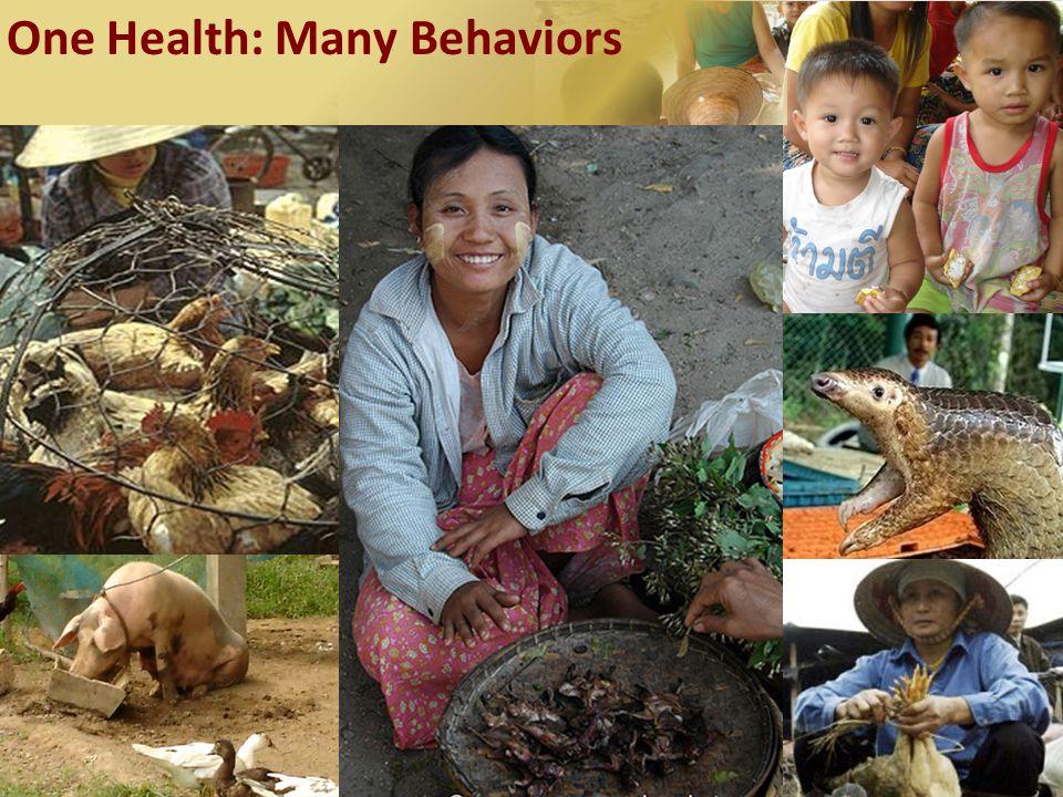EPT PREVENT One Health: Many Behaviors