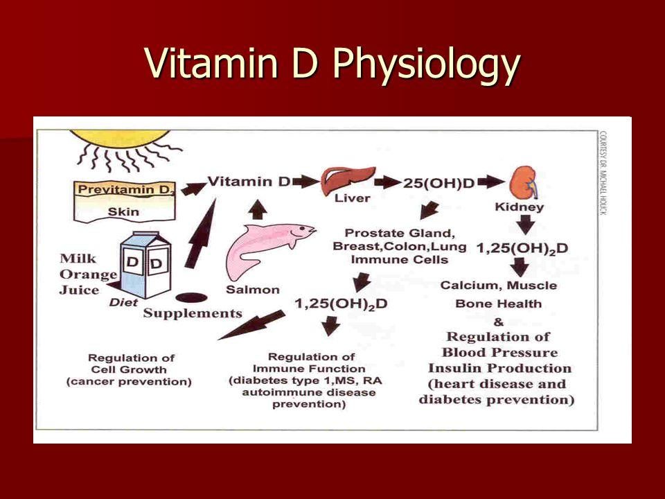 Vitamin D Physiology