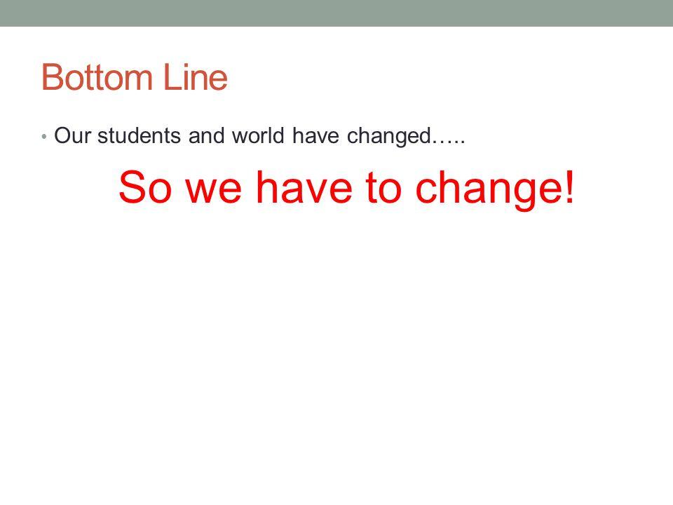 Struggling Students Source: Education Week, Children Trends Database: 4.28.2013