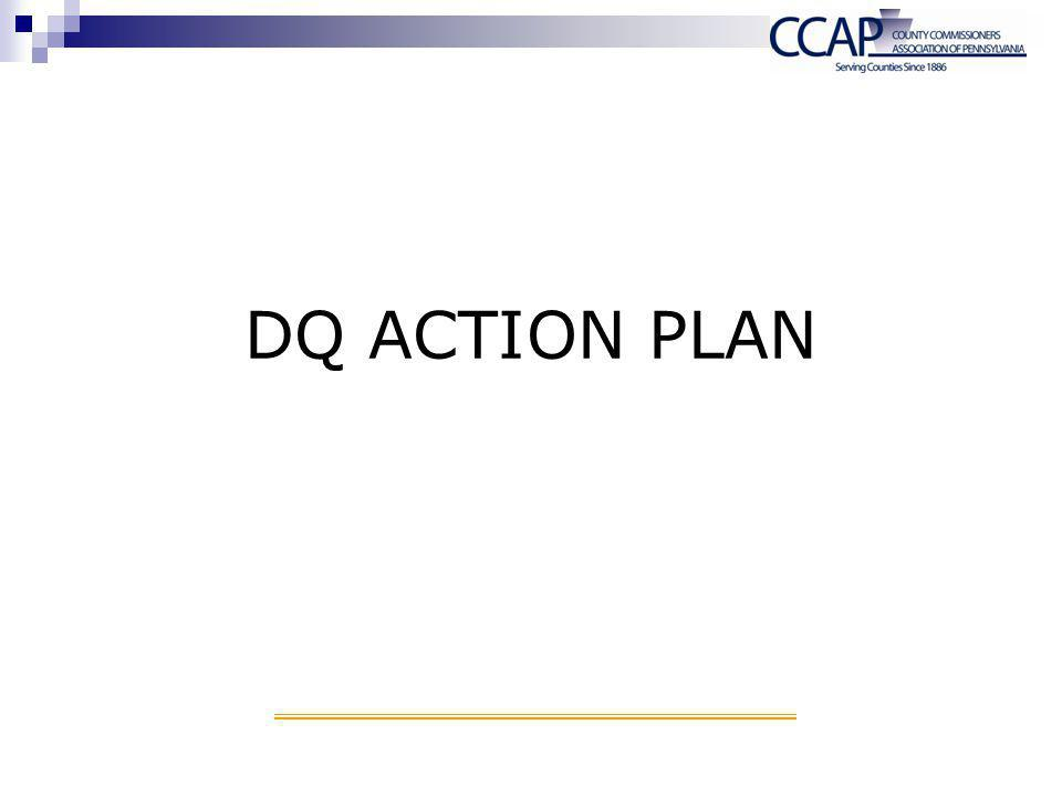 DQ ACTION PLAN