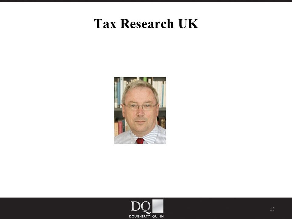 13 Tax Research UK