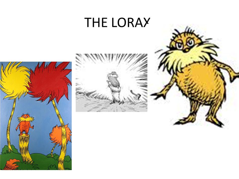 THE LORAX,