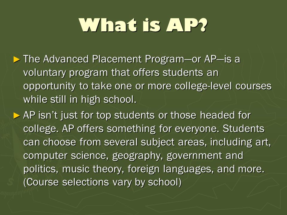 Is a lower grade in an AP course better than a higher grade in a non-AP course.