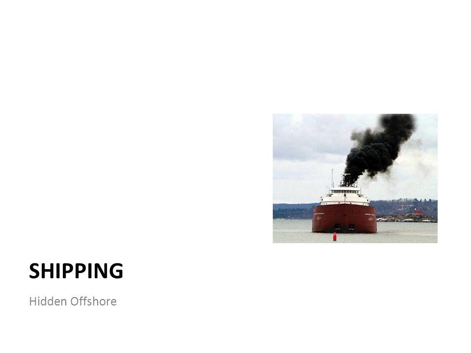 SHIPPING Hidden Offshore