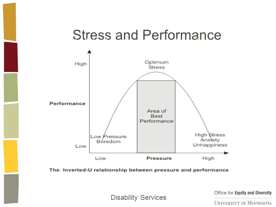 Stress and Performance Disability Services
