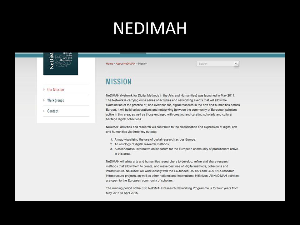 NEDIMAH