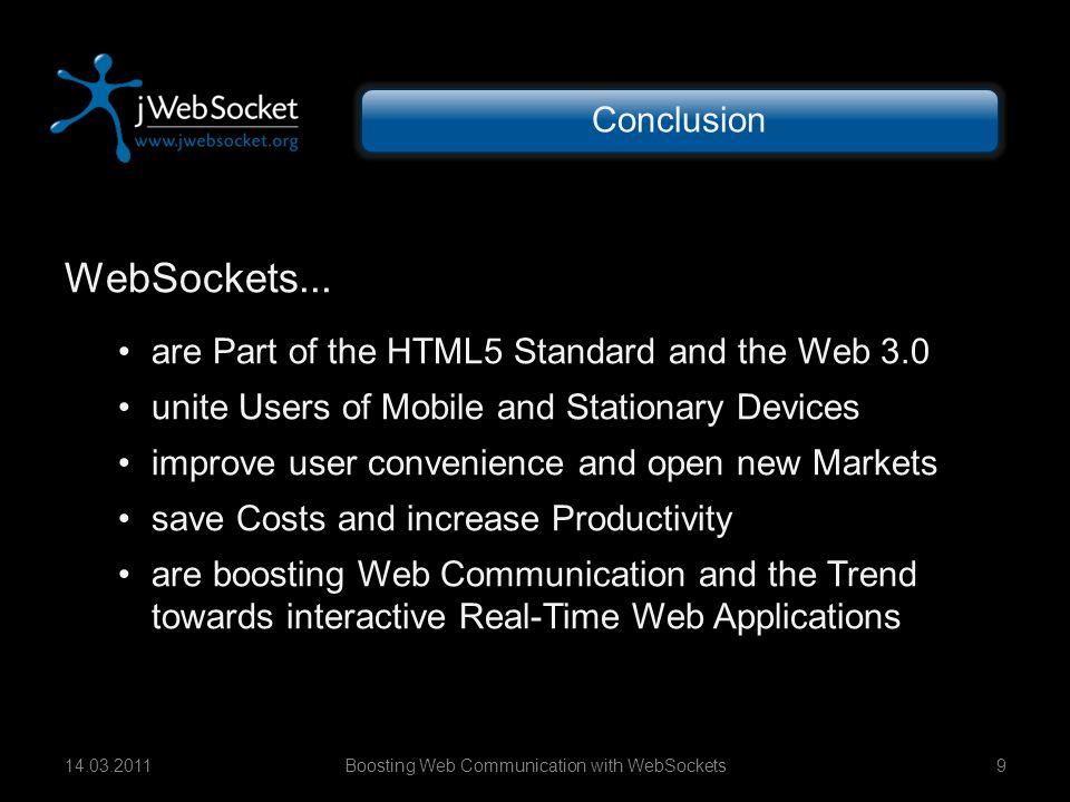 WebSockets...