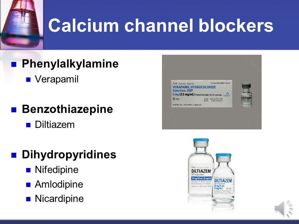 Beta-blockers Potassium channel blockers Sotalol Membrane-stabilizing Propanolol