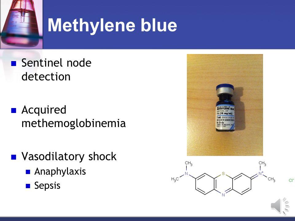 Methylene blue (MB)