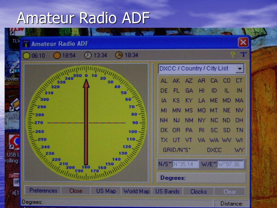 Amateur Radio ADF