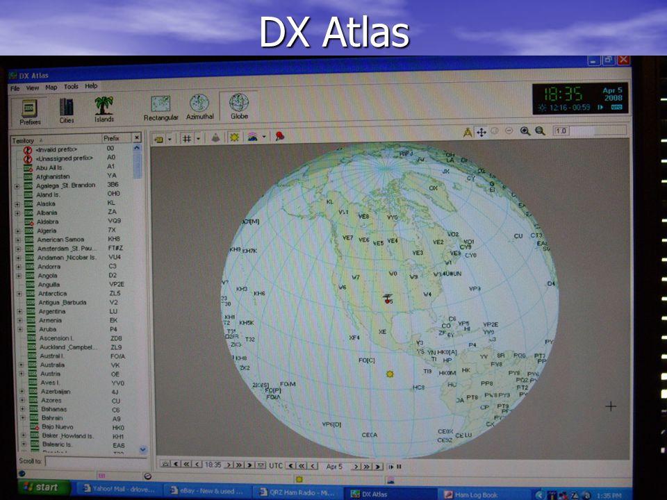 DX Atlas
