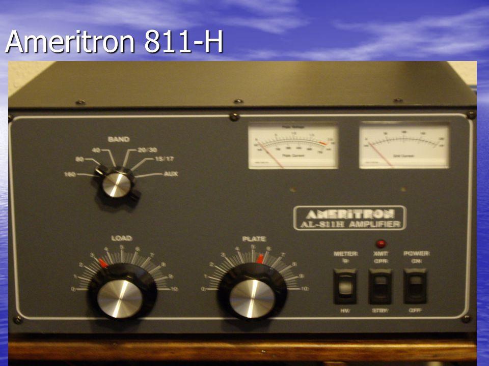 Ameritron 811-H