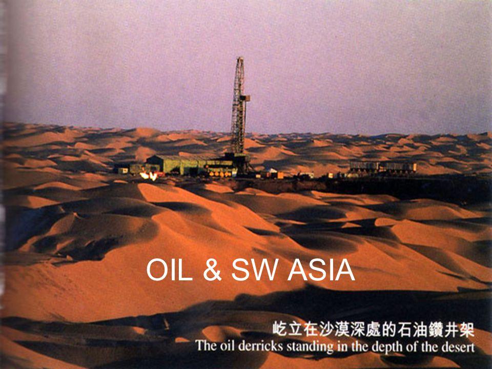 OIL & SW ASIA