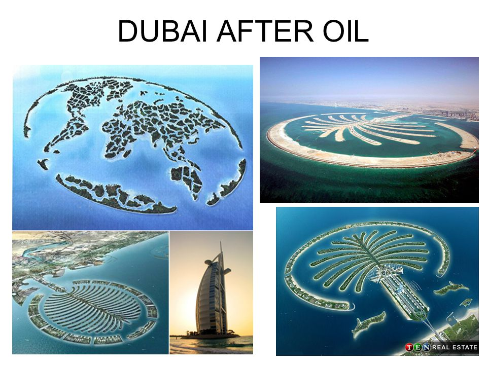 DUBAI AFTER OIL