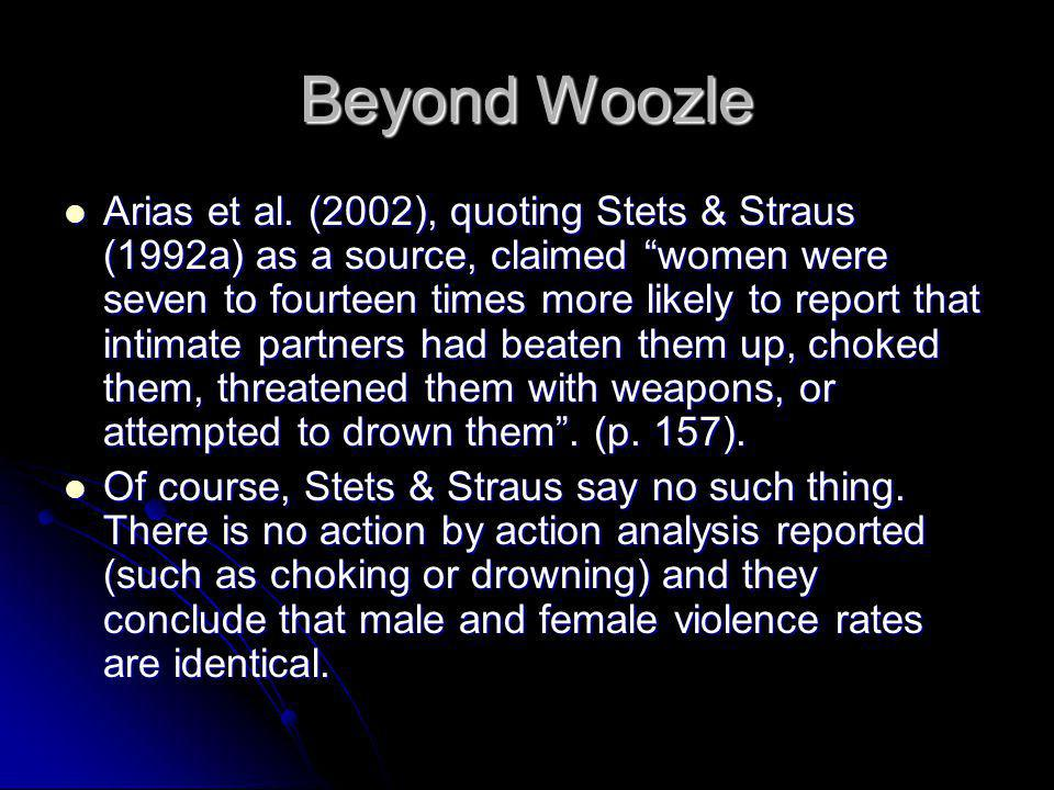Beyond Woozle Neil Jacobson on Oprah: there are 2 kinds of male abusers: cobras and pitbulls Neil Jacobson on Oprah: there are 2 kinds of male abusers: cobras and pitbulls (to sell his book, When Men Batter Women, Jacobson and Gottman 1998) (to sell his book, When Men Batter Women, Jacobson and Gottman 1998)