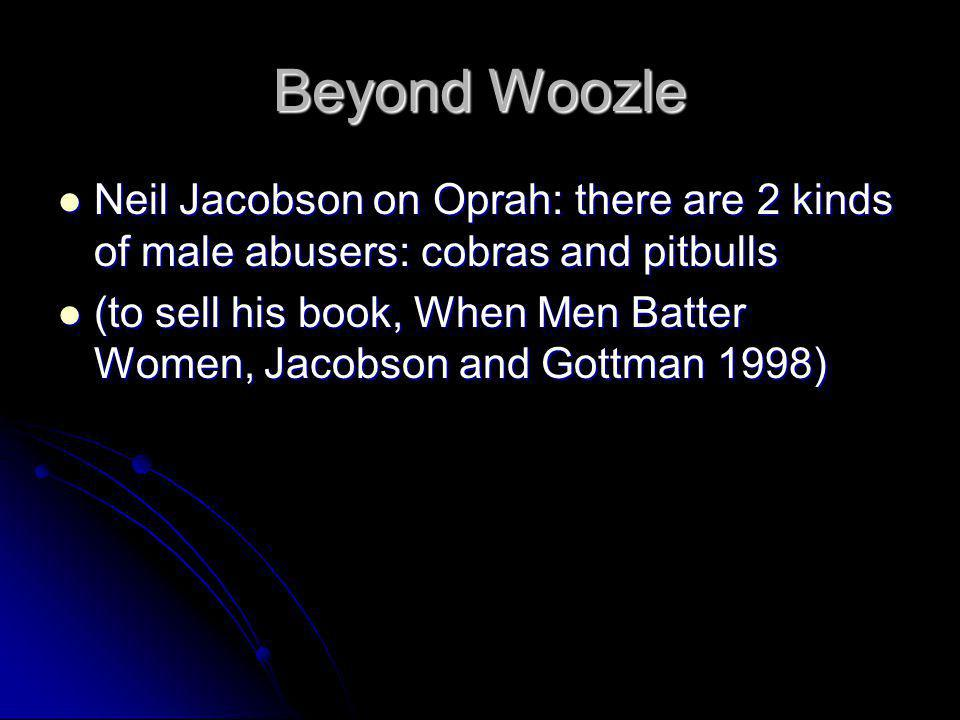 The Current Climate ABA Website – 85% of perpetrators are male ABA Website – 85% of perpetrators are male American Psychologist (Bornstein 2006) studies indicate that more than 95% of abuse perpetrators are men (p.595).