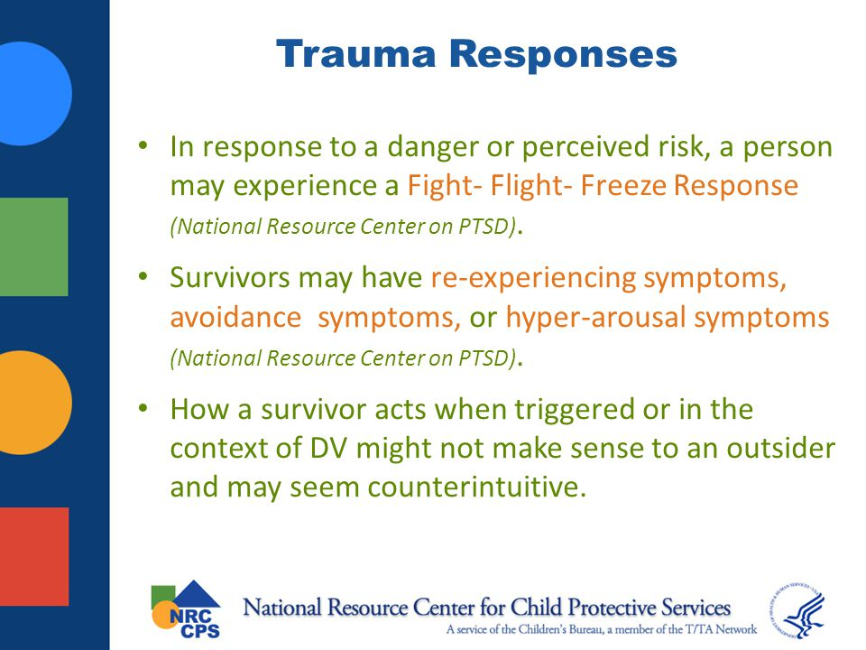 Trauma Bond: Exposure To Community & Family Violence Exposure to & involvement w/violence— defensive/aggressive posture— reactivity Substance abuse, triggers, depression, rigid manhood Shut down, withdrawal, wearing the mask /protecting inner world Highly sensitive to issues of respect and coercion