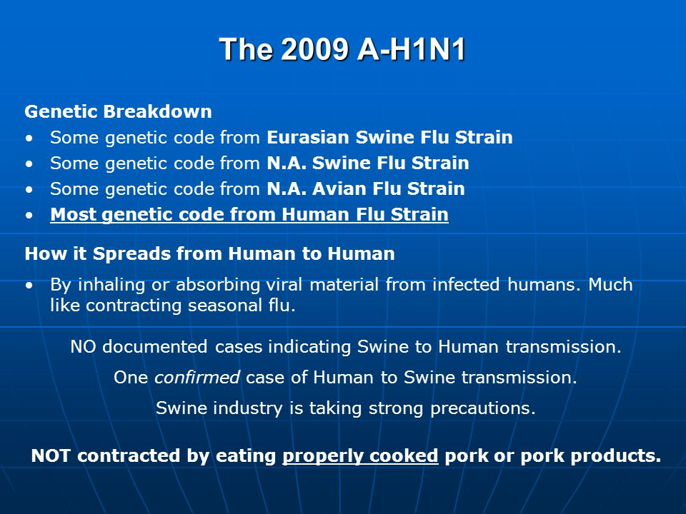Where We Are Today… Source: World Health Organization.