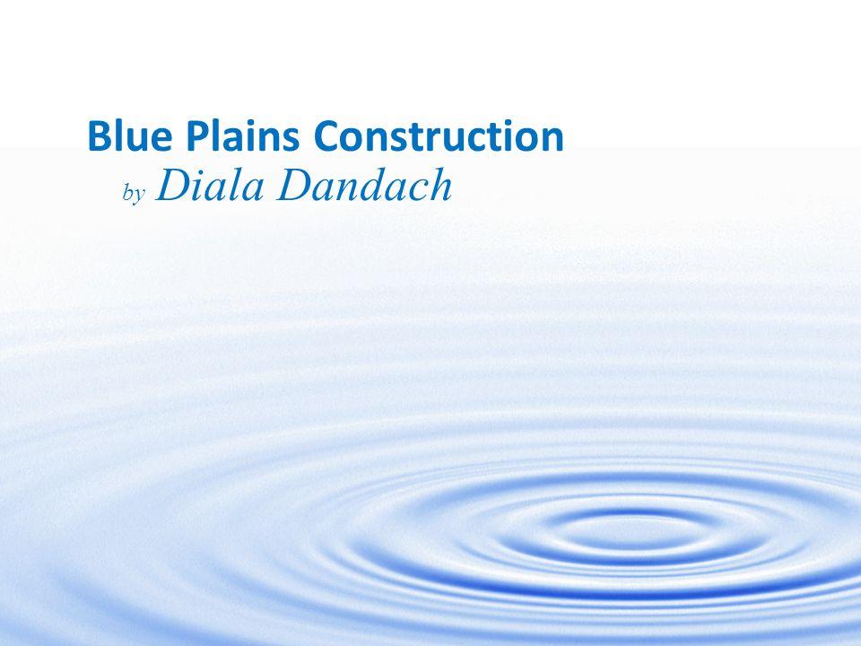 9 Blue Plains Construction by Diala Dandach