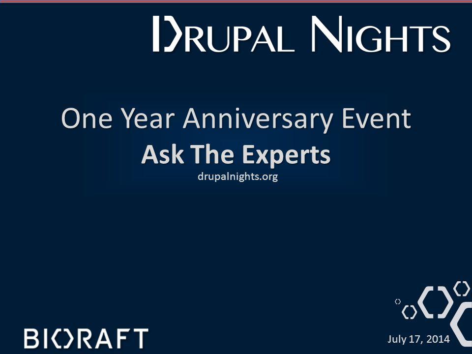Ben Melançon Powering your API with Drupal 8 March 2014 drupalnights.org