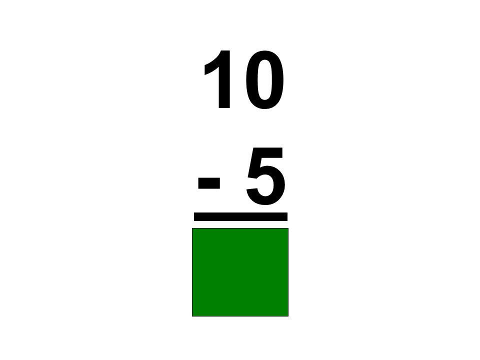 10 - 5 5