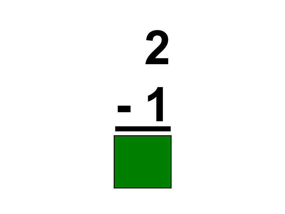 2 - 1 1