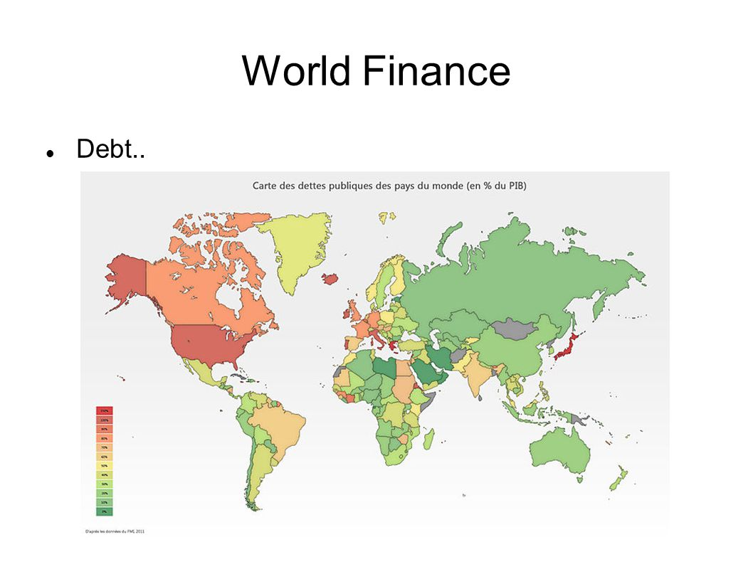 World Finance Debt..