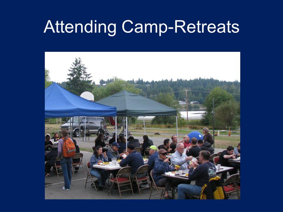 Attending Camp-Retreats