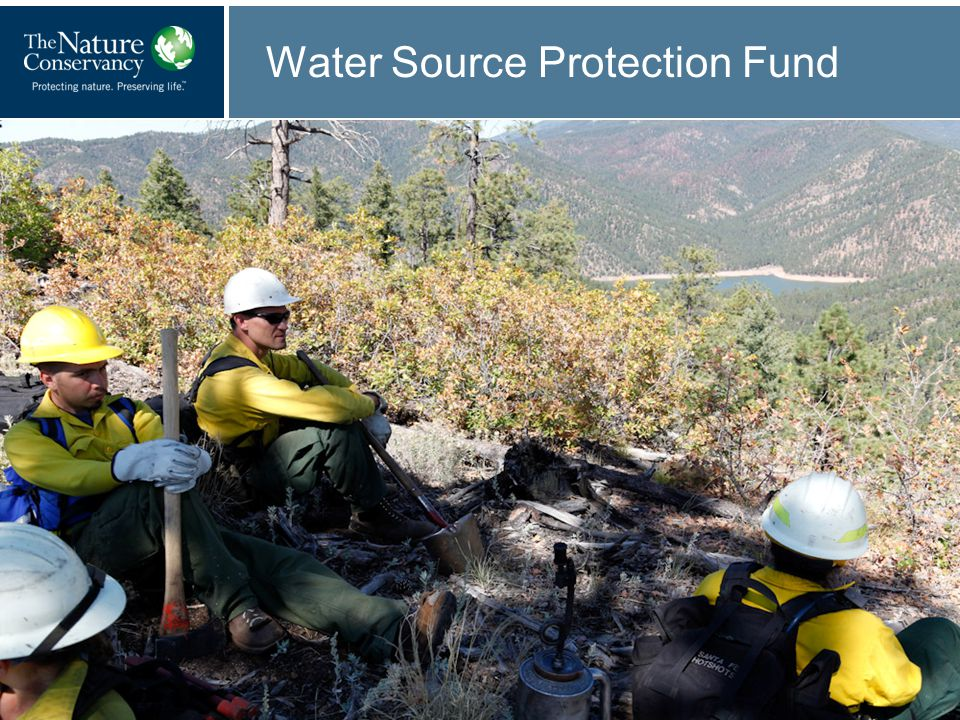 Water Source Protection Fund