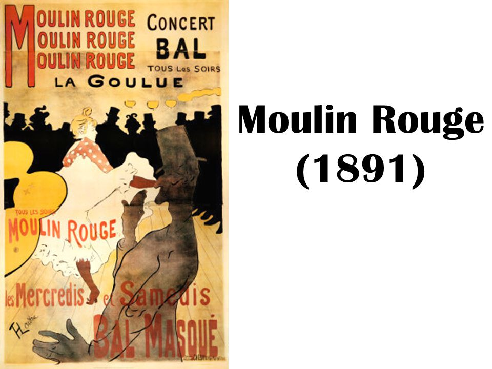 Moulin Rouge (1891)
