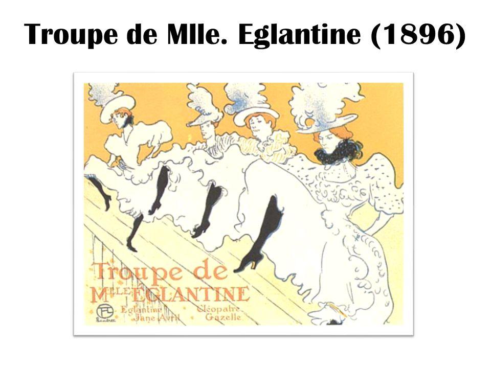 Troupe de Mlle. Eglantine (1896)