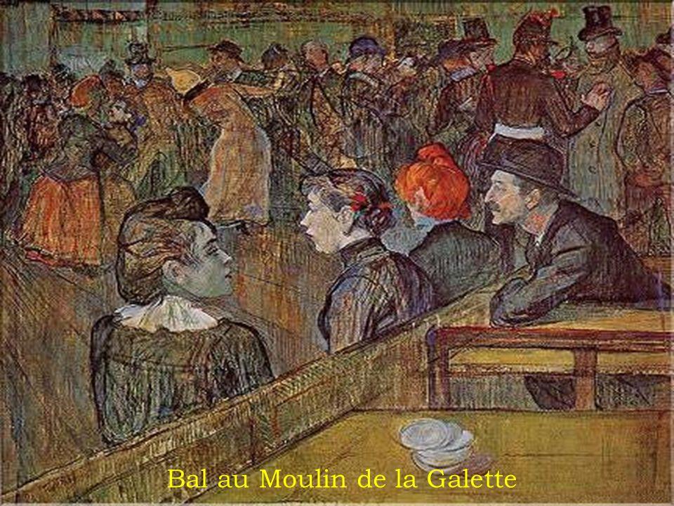 Bal au Moulin de la Galette