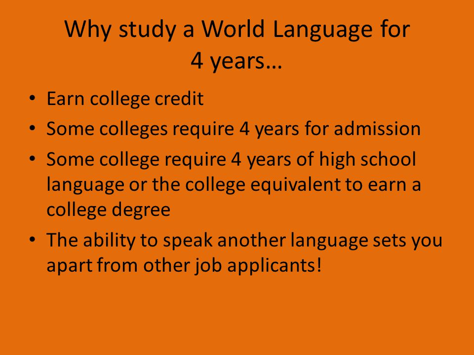 Unique Opportunities Dual Credit Spanish IV * Earn 8 college credits if you earn a C or better in this course.