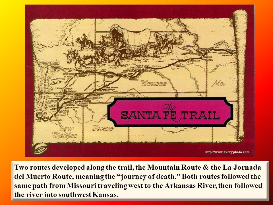 http//lesasbookcritiques.blogspot.com When railroad tracks reached Santa Fe, the Great Prairie Highway was no longer needed.
