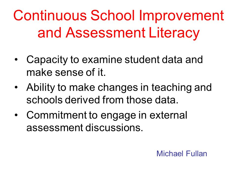 Indiana School Improvement & Performance Categories for Schools Not Meeting AYP Goals Performance Exemplary Progress Commendable Progress Academic Progress Academic Watch (Priority) Academic Probation (High Priority) ≥90% Exemplary School ≥80%≥1% Commendable School ≥70% ≥3% ≥2% ≥1% <1% ≥60% ≥4% ≥3% ≥2% <2% ≥50% ≥5% ≥4% ≥3% ≥0% <0% ≥40% ≥6%≥5%≥4%≥1%<1% <40% ≥6% ≥5% ≥3% <3% Improvement from Fall to Fall