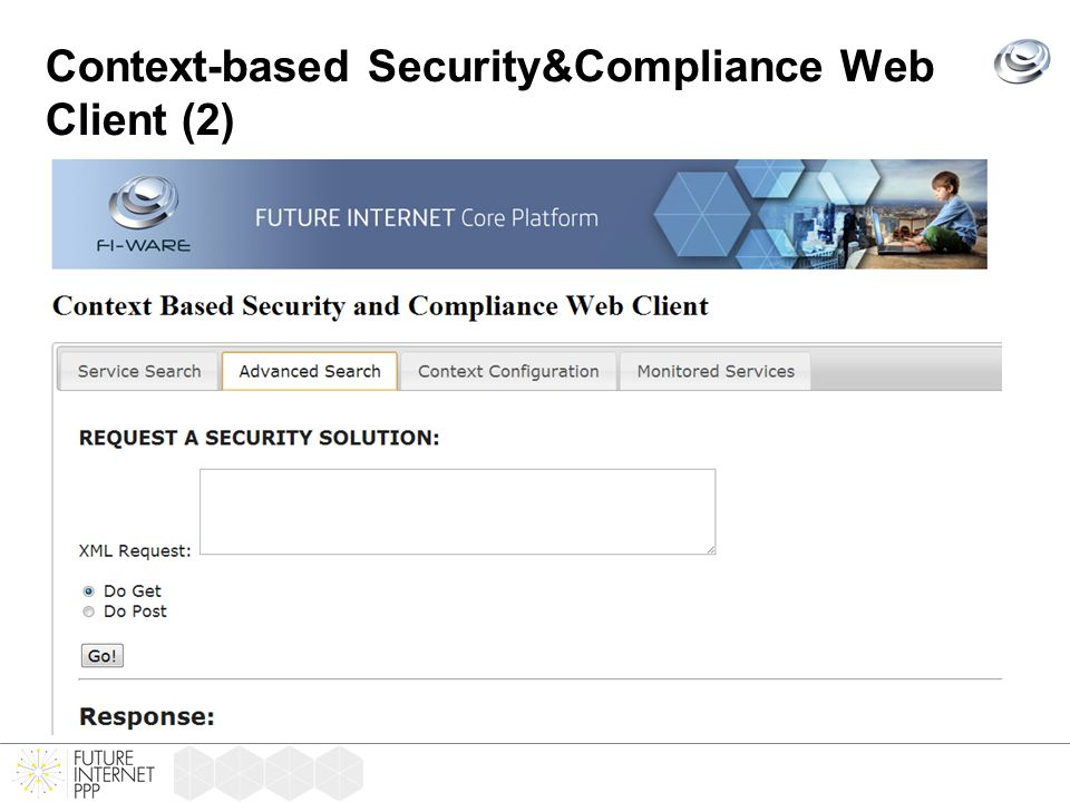 Context-based Security&Compliance Web Client (2)